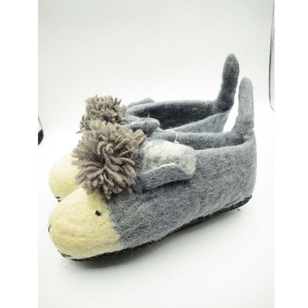 Shoes Donkey Felt