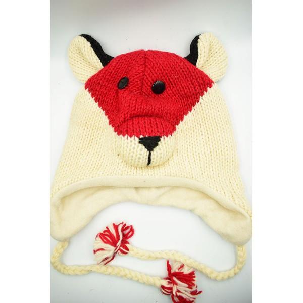 Fox  Woollen Hat