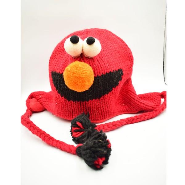 Red Mapet   Woollen Hat
