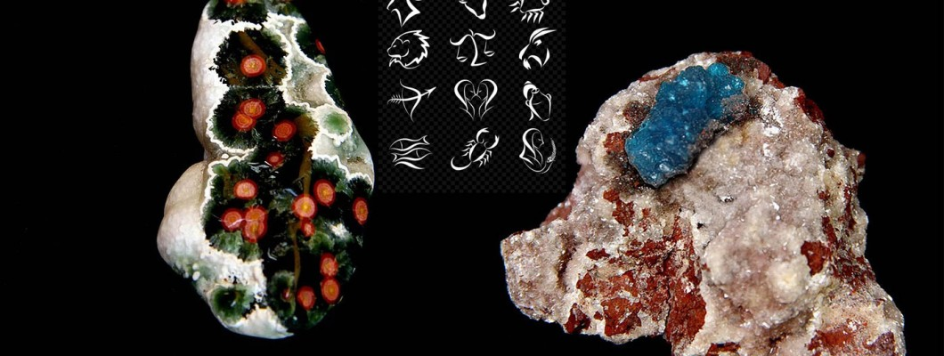 Crystals and Zodiac signs
