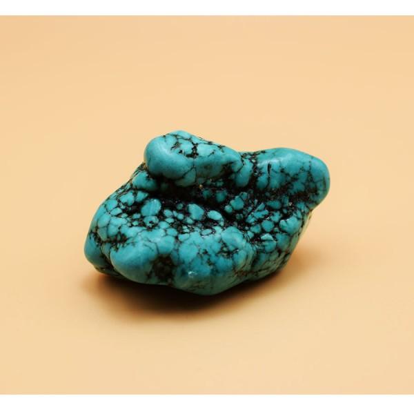 Τurquoise pebble crystal large