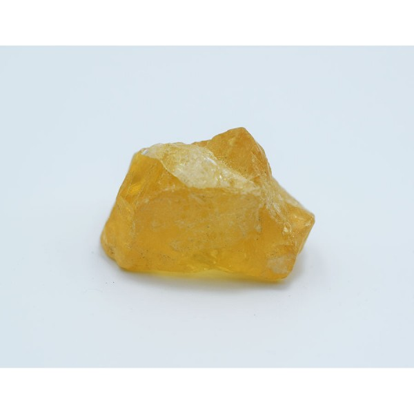 Crystal Citrine medium raw