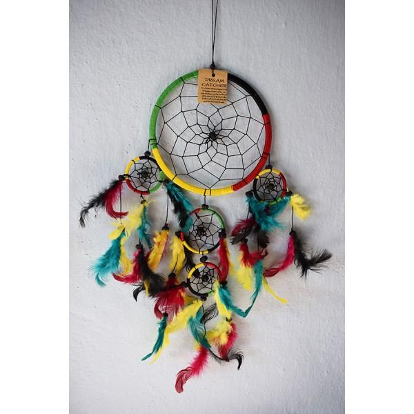Dreamcatcher rasta 3 size