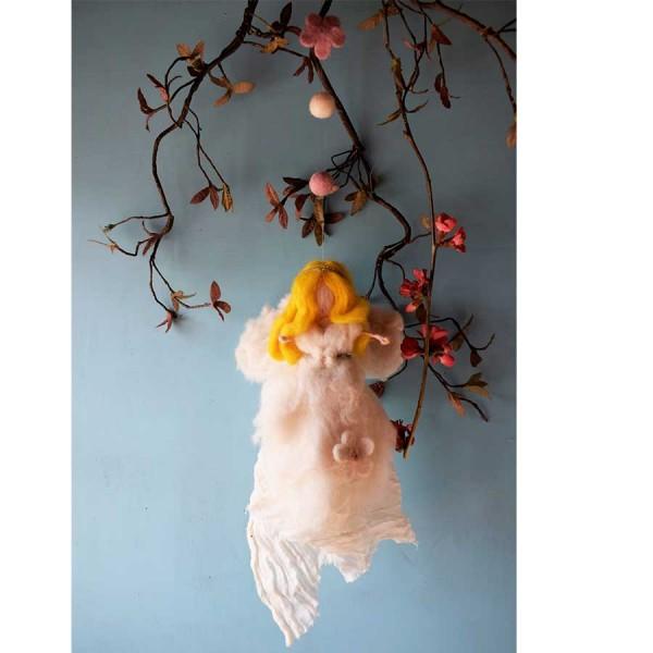 Waldorf Snow Fairy