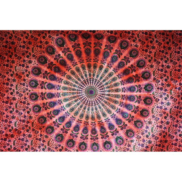 Mandala red cloth small small