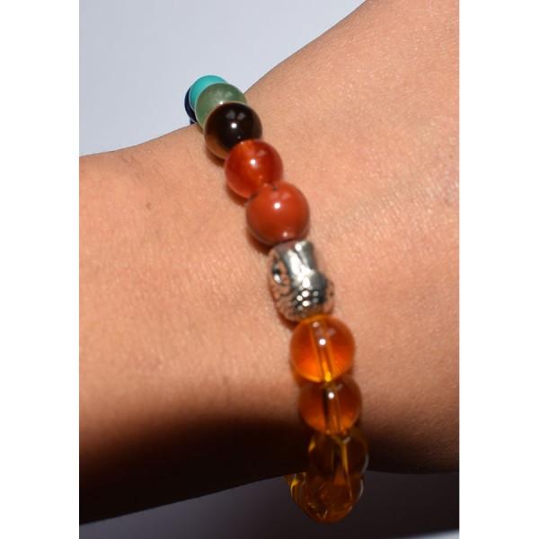 Chakra bracelet Yellow