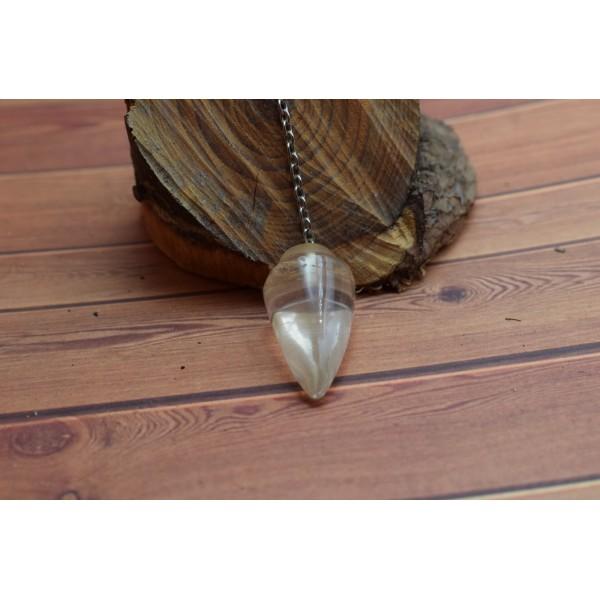 Pendulum Transparent Quartz
